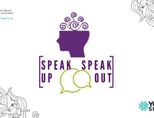 Speak Up, Speak Out About Mental Health